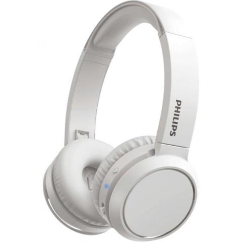 Kufje Philips Tah4205Wt/00   Wireless Bass Mic White