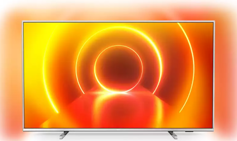 "Televizor Philips 43Pus7855/12 | 43"" Led Uhd 4K Smart Tv Saphi Ambilight"