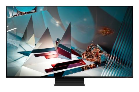 """Televizor Samsung Qe65Q800Tatxxh   65"""" Qled 8K Smart Tv Tizen"""