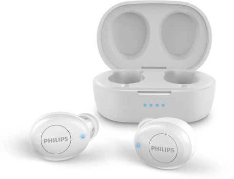 Kufje Buds Philips Tat2205Wt/00 | Wireless Ipx4 Splash In-Ear White