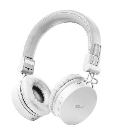 Degjuese Trust Wireless Tones White Sbeg7201