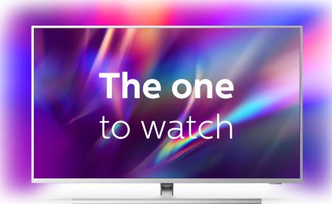 "Televizor Philips 65Pus8505/12 | 65"" Led Uhd 4K Smart Tv Android Ambilight"