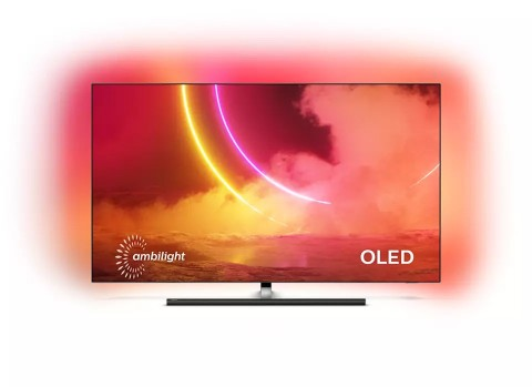"Televizor Philips 65Oled865/12 | 65"" Oled Uhd 4K Smart Tv Android Ambilight"