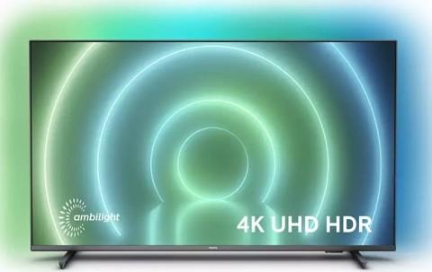 "Televizor Philips 43Pus7906/12 | 43"" Led Uhd 4K Smart Tv Android Ambilight"
