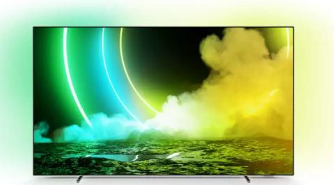 "Televizor Philips 55Oled705/12   55"" Oled Uhd 4K Smart Tv Android Ambilight"