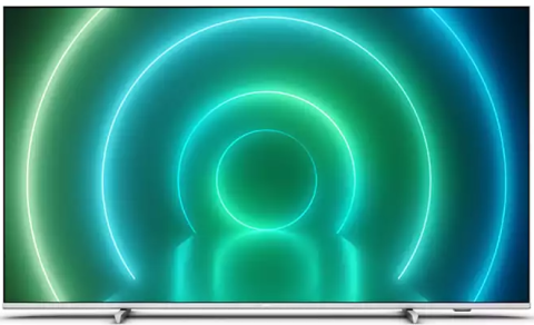 "Televizor Philips 55Pus7956/12 | 55"" Led Uhd 4K Smart Tv Android Ambilight"