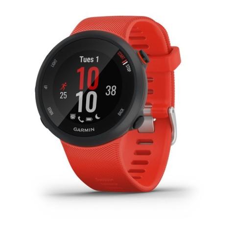 Smartwatch Garmin Forerunner 45   Black/Lava Red 010-02156-16
