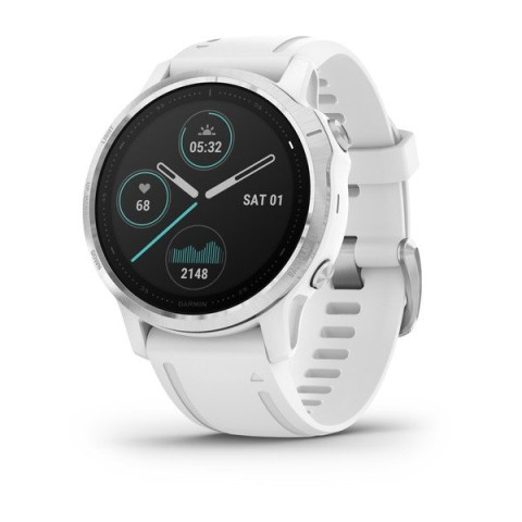 Smartwatch Garmin Fenix 6S   White/Silver 010-02159-00