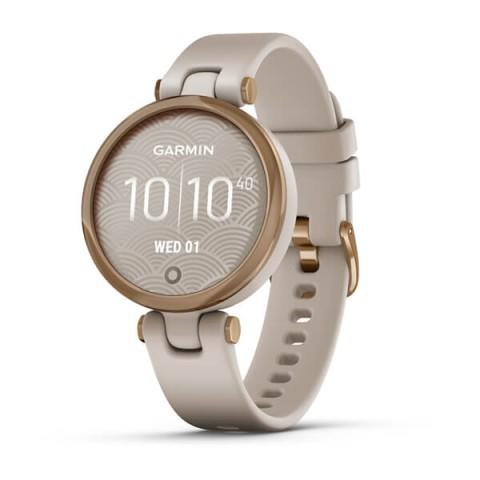 Smartwatch Garmin Lily Sport   Rose Gold/Light Sand 010-02384-11