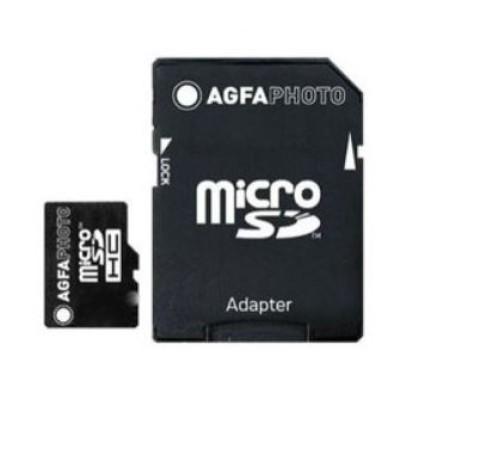 Micro Sd Me Adatper Agfaphoto | 32Gb