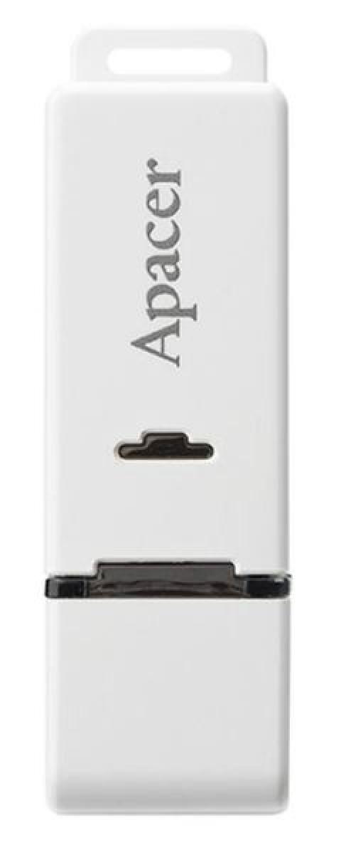 Usb Drive Apacer 32Gb 2.0  Ah223  White