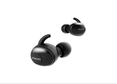 Kufje Buds Philips Shb2505Bk/10 | Wireless Bass Mic In-Ear Black