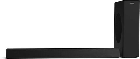 Soundbar-Subwoofer Philips Htl3310/12 | 160W 2.1Ch Bluetooth Wireless Dolby Audio