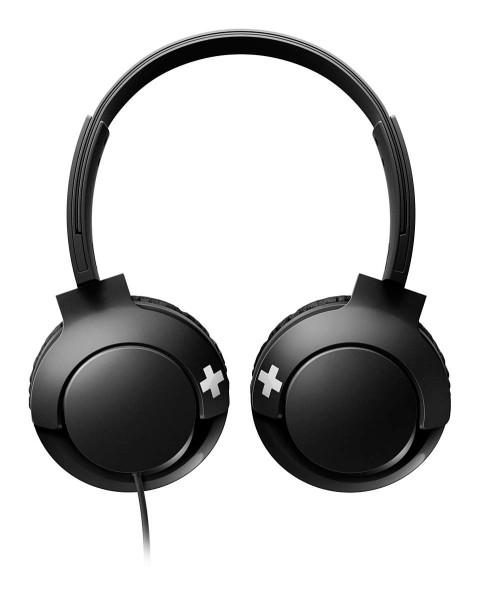 Kufje Philips Shl3175Bk/00 | Bass+ Mic Black