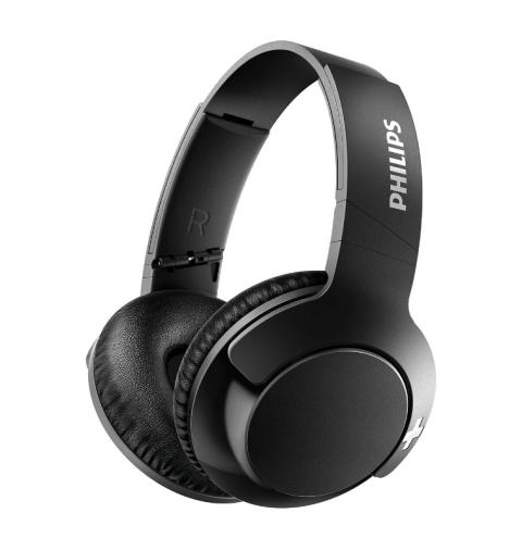 Kufje Philips Shb3175Bk/00 | Wireless Bass+ Mic Black