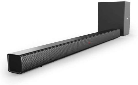Soundbar-Subwoofer Philips Htl1520B/12 | 70W 2.1Ch Bluetooth Wireless