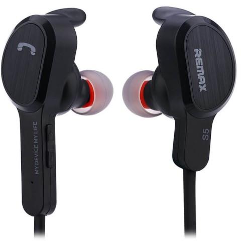 Remax Earphone S5 Bluetooth Black Sbem0017