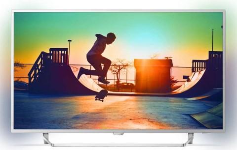 "Televizor Philips 65Pus6412/12 | 65"" Led Uhd 4K Smart Tv Android Ambilight"