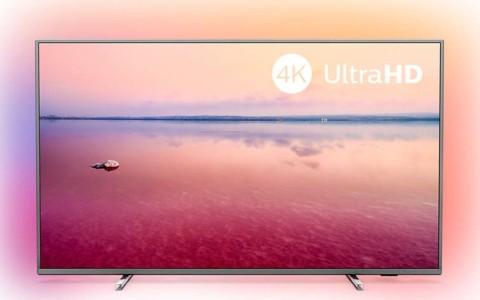 "Televizor Philips 43Pus6754/12 | 43"" Led Uhd 4K Smart Tv Saphi Ambilight"